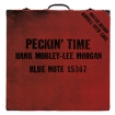 Hank Mobley Peckin' Time Серия: RVG The Rudy Van Gelder Edition инфо 3445z.
